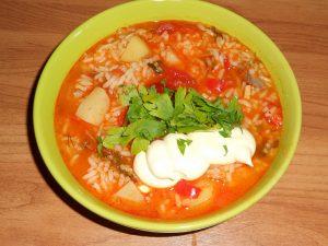 Суп-Харчо-по-оригинальному-рецепту