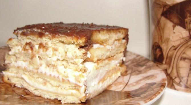 Рецепты выпечки и тортов с фото