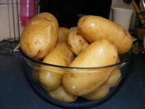 """Картошка """"В мундире"""""""