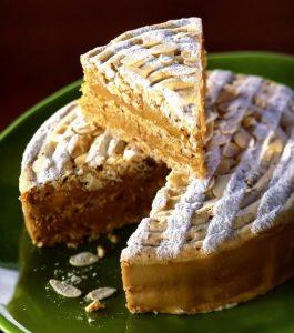 Французский торт-безе
