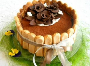 Рецепт торта Тирамису