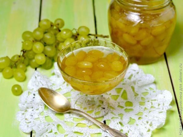 Варенье из винограда в домашних условиях рецепты 409