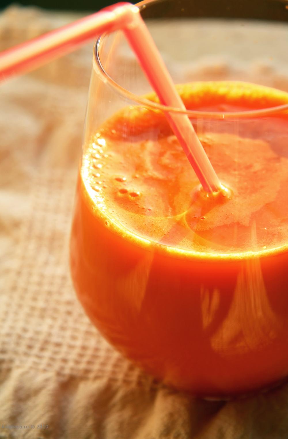 Морковный сок на зиму в домашних условиях Чудо-Повар 92