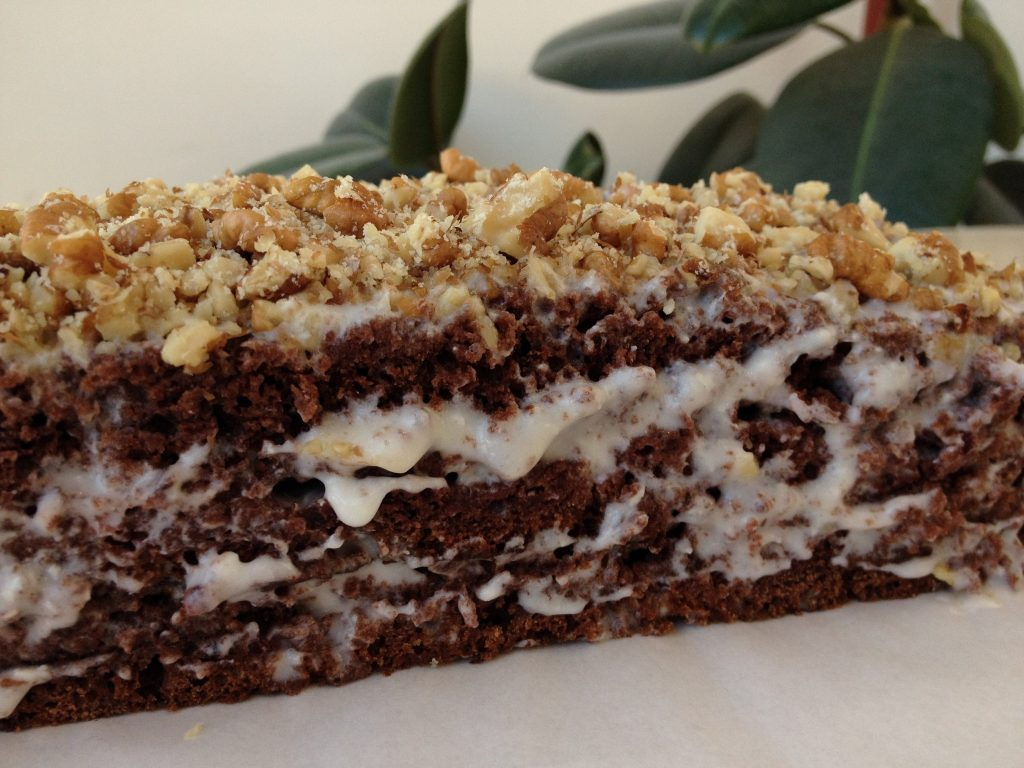 Вкуснейшие торты рецепты с фото
