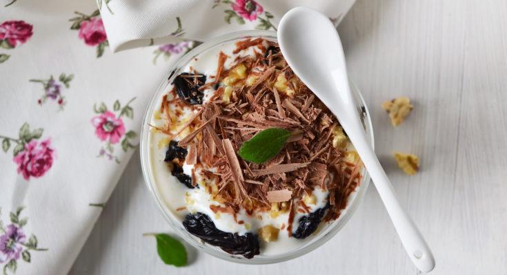Десерт Сливочный чернослив