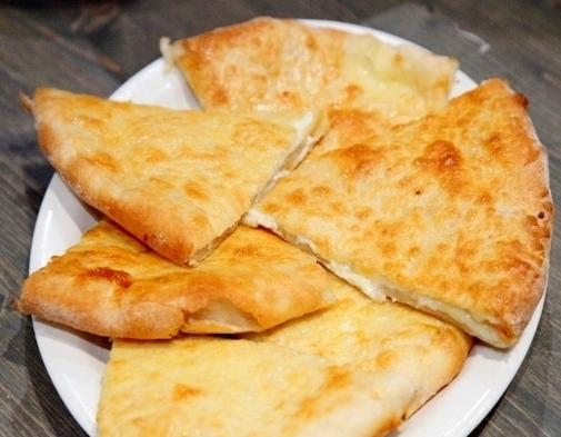 Открытый хачапури с сыром сулугуни рецепт в духовке