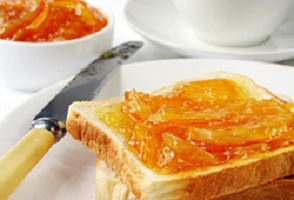 Простое апельсиновое варенье