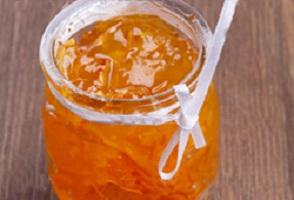 Варенье из апельсинов ароматное