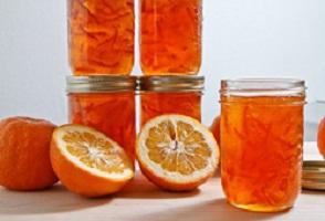 Варенье из апельсиновой цедры