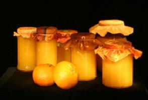 Апельсиновое варенье с пряностями