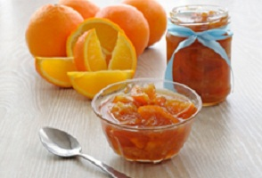 Варенье апельсиновое, рецепт с кабачками