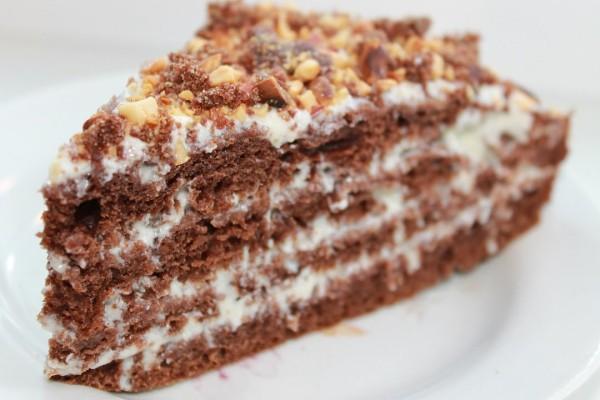 Торт сочный рецепт с фото