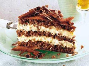 """Шоколадный торт """"Тирамису"""""""
