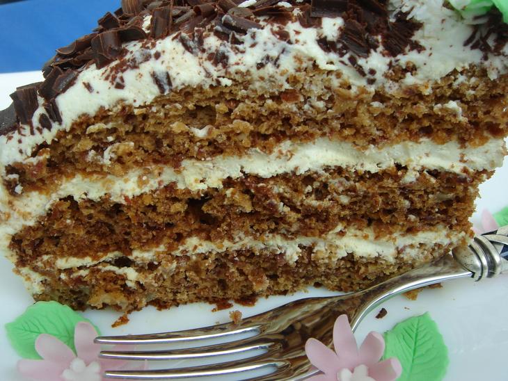 Торт министерский фото