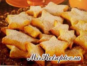 Песочное печенье (веган)