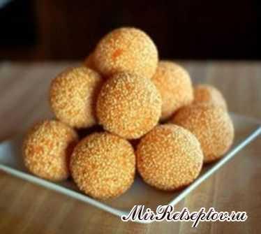 Китайские пончики