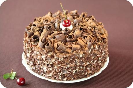 "Торт ""Чёрный лес"""