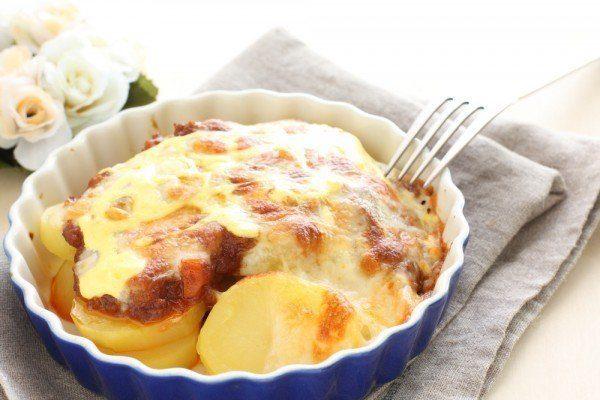 Картофель, запеченный по-французски