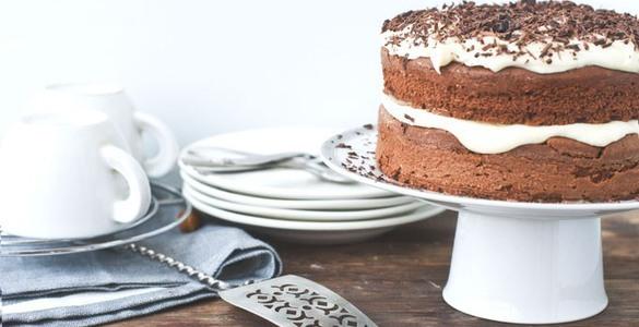Невероятно вкусный шоколадный торт!