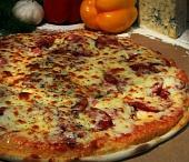 Пицца Мясной пир с курицей
