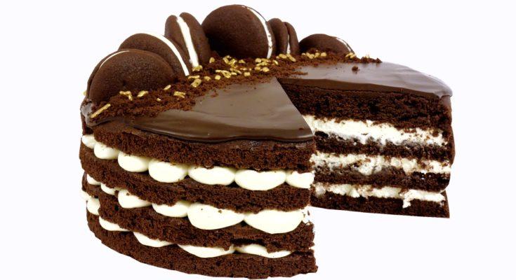 "Торт ""Вупи пай""(whoopie pie). Супер шоколадный торт"