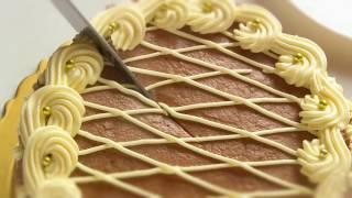 """Торт """"Золотой ключик"""" Пошаговый Рецепт   Golden Key Cake"""