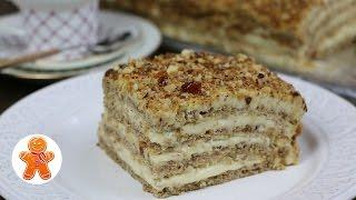 """Торт """"Египетский"""" необычайно нежный и безумно вкусный"""