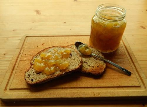 Варенье из кабачков с лимоном и апельсином – простой рецепт