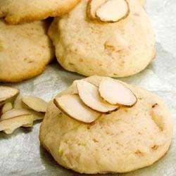 Печенье с миндалем