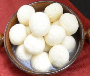 Индийские сладости Rasgulla