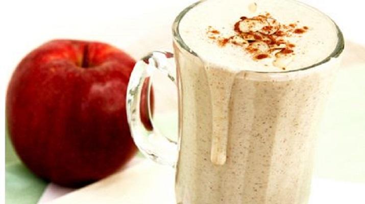 Коктейль яблоко корица для похудения