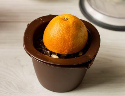 Смузи из малины и манго