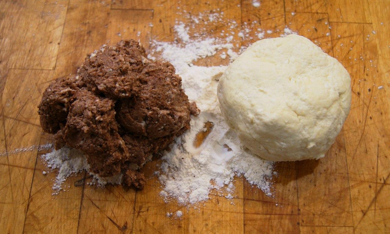 Шоколадный сырник