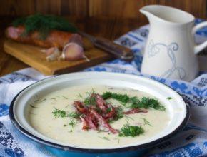 Тертюха. Простой, но очень вкусный суп!
