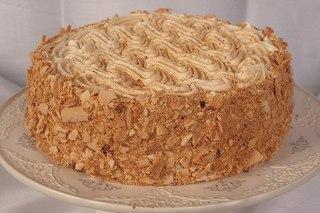 Киевский торт «Акилежна»
