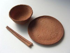 Съедобная посуда