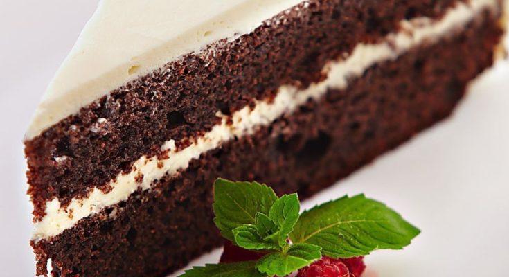 Черемуховый торт — классический рецепт