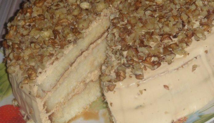 Домашний тортик «Вкусняшка»