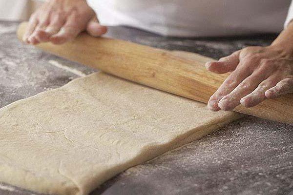 Дрожжевое тесто на опаре