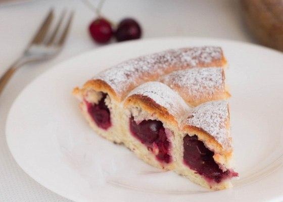 Пирог «Улитка» 🍒