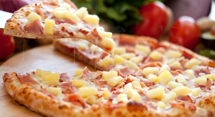 Тесто для пиццы без дрожжей — рецепт за 5 минут