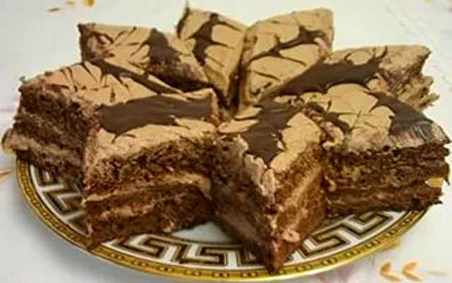 Торт Ирис
