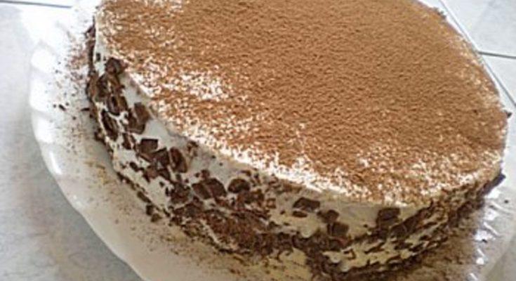 Торт Кофейная симфония