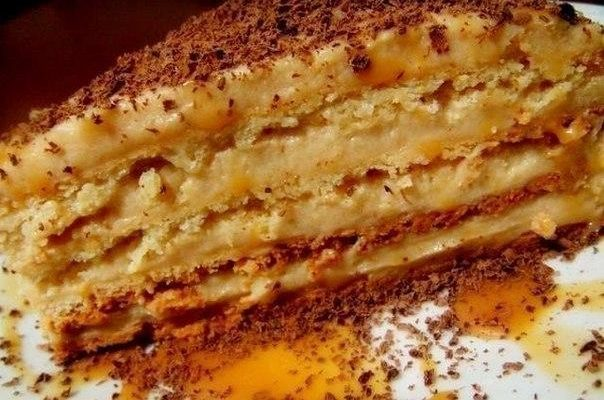 Торт Крем-брюле