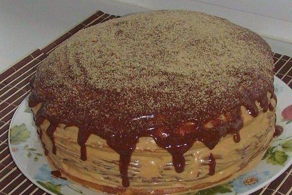 Торт Мишутка!