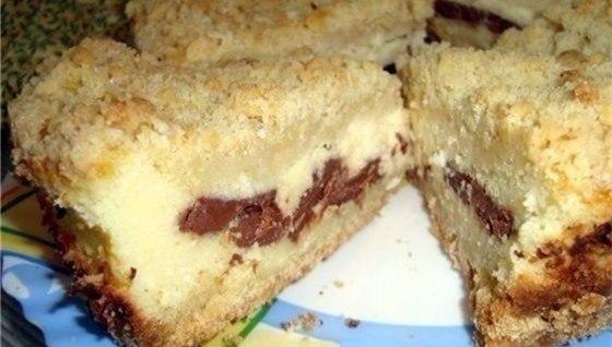 Умопомрачительный творожный торт