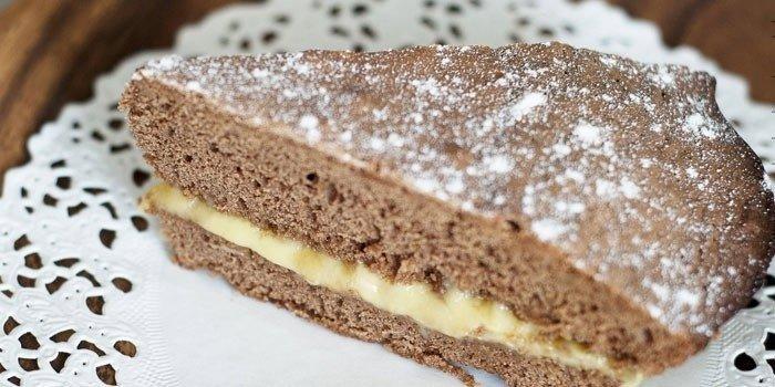 Банановый торт рецепты