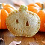 Печенье Тыква на Хэллоуин