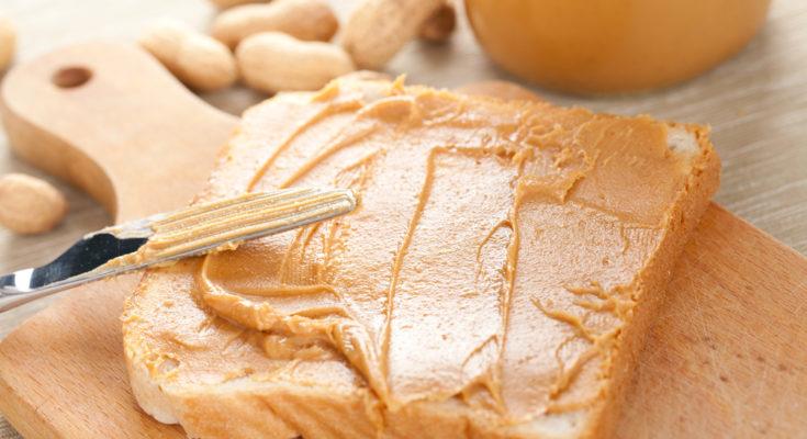 Рецепты из арахисовой пасты