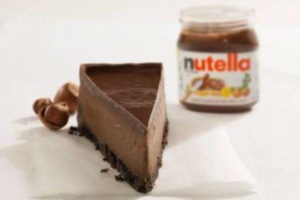 Чизкейк Nutella
